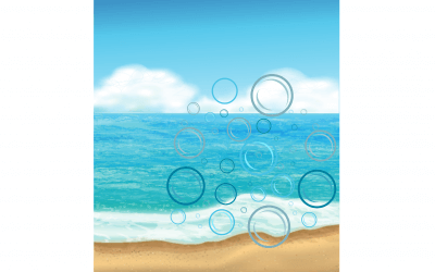 Bubbles Guided Imagery to let go of stress and tension